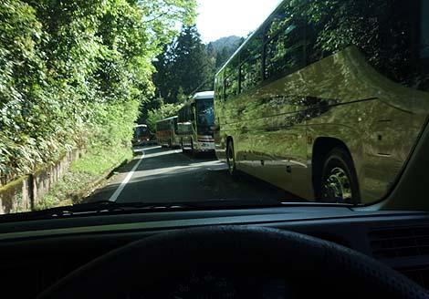 山ん中に続々連なる観光バスの列!新興宗教の美術館ってどんなの?MIHO MUSEUM[ミホミュージアム](滋賀甲賀)