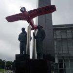 F-16ファイティングファルコンの展示は初めて見た!「青森県立三沢航空科学館」(青森三沢)屋外無料展示編