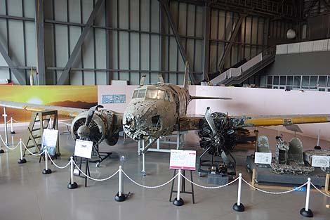 特別展示の零戦21型♪しかしまがい物?「青森県立三沢航空科学館」(青森三沢)屋内展示&特別展編