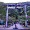 このシュールな世界観ははまっちゃいます「桃太郎神社」(愛知県犬山市桃太郎公園)
