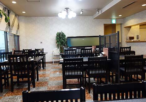 道東観測史上の暑さから一時避難!「紋別プリンスホテル」(北海道紋別)夕食編
