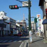 滋賀県に東京タワーのまがいものがあるって?「長浜タワー」(滋賀長浜)珍建築