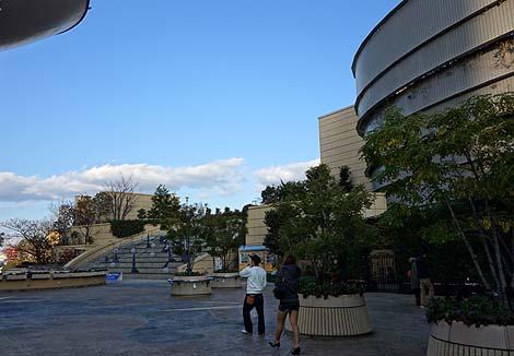 なんばパークス 屋上庭園 パークスガーデン&南海ホークスメモリアルギャラリー(大阪難波)