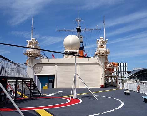 リアルマネキンが船内の状況を再現!南極観測船「ふじ」(愛知名古屋)