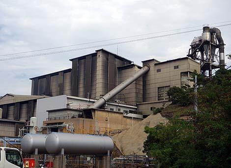 現代アート島の裏側では・・・三菱マテリアル直島製錬所・本荘ケミカル直島工場(香川直島)