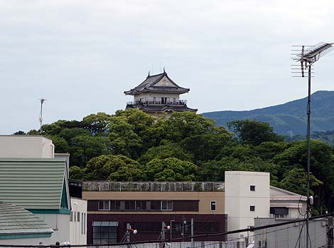 大阪城よりでかかった!難攻不落と言われた北条氏の本拠地として有名「小田原城」(神奈川小田原)復興城