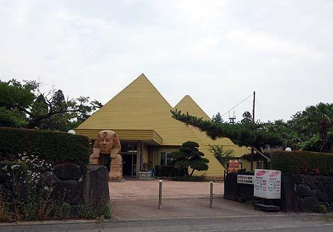 ピラミッドに宿泊できる!そのパワーはその泉質にどのような効果を与えるのか?「ピラミッド元氣温泉」(栃木那須塩原)