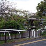 ロボットがいてます!田井庄池公園(奈良天理駅前)懐かしき公園遊具の世界