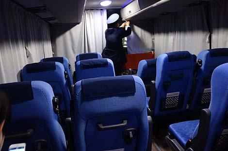 2780円で関西から東京へ行ける深夜高速バス!「さくら観光」(神戸三宮→東京新宿)