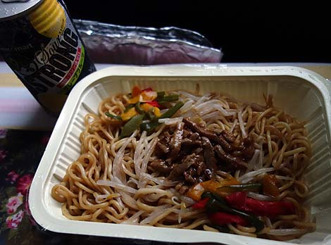 セイコーマート かわみなみ店(北海道夕張郡長沼)麺、ごはんの炭水化物オンパレード!