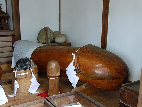 白浜美術館・歓喜神社(和歌山南紀白浜)B級珍スポット