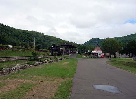 蒸気機関車「雨宮21号」に乗車できる公園です!「丸瀬布森林公園いこいの森」(北海道紋別郡遠軽町)
