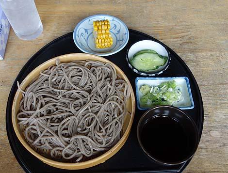 そば道楽(北海道弟子屈川湯温泉)北海道の蕎麦ってなぜにこうも旨いのか?十割いなかそば