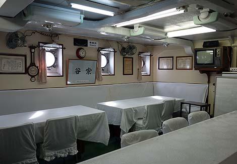 リアルマネキンが当時の様子を再現!船の科学館 南極観測船「宗谷」(東京お台場)