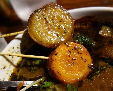 スープカリー スアゲ プラス[soup curry Suage +] 本店(北海道札幌)