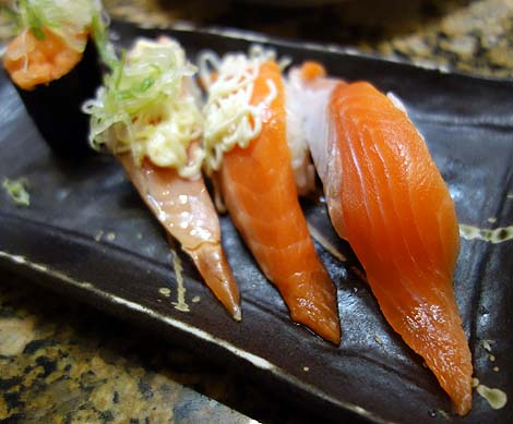 回転寿し 旬楽 花ロード恵庭店(北海道)北海道高級系回転寿司の質の高さはさすが!