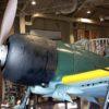 大刀洗平和記念館(福岡県朝倉郡)ゼロ戦32型と97式戦闘機を展示