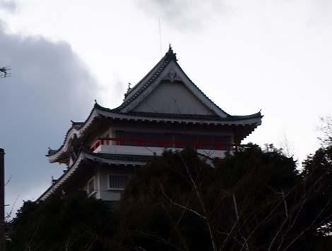 城に住める!御城山ハイツ「高井城」(愛媛今治)怪しいニセ城シリーズ