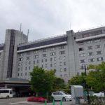 高山市街地に建つ大規模ホテルでも温泉が湧いてるんですね「高山グリーンホテル」(岐阜高山)