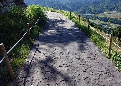 雲海で有名になり過ぎどっと観光客が押し寄せましたね「竹田城跡」(兵庫朝来)
