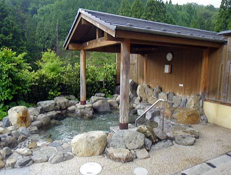 兵庫県北部ののんびりした日帰り入浴施設「たんたん温泉 福寿の湯」(兵庫豊岡但東)