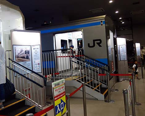 この車両展示の豊富さは全国の電車博物館系でもナンバー1?JR東日本「鉄道博物館」(埼玉大宮)戦前編