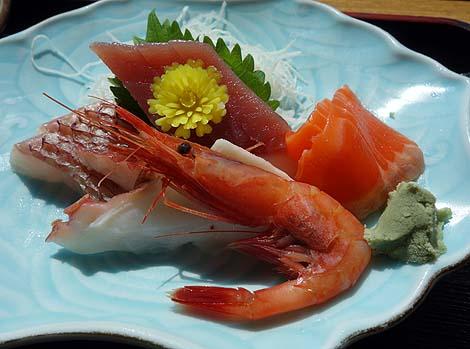 とびしま(山形酒田)酒田港の海鮮食堂でいただくご当地魚介グルメ