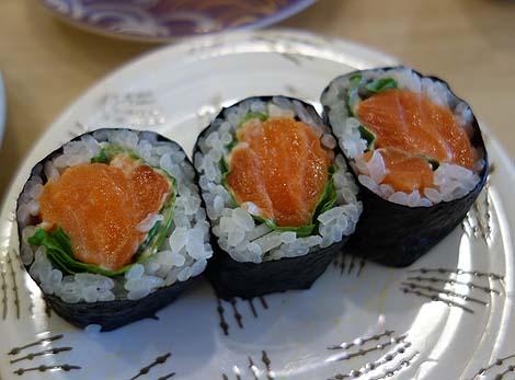 回転寿し トリトン 三輪店(北海道北見)北海道で大人気の回転寿司チェーン店
