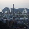 関西でナンバー1の工場夜景 東燃ゼネラル石油和歌山工場(和歌山有田)