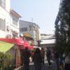 鶴橋市場商店街(大阪JR・近鉄鶴橋降りてすぐ)