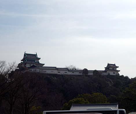 和歌山城(和歌山市)全国城めぐりの旅