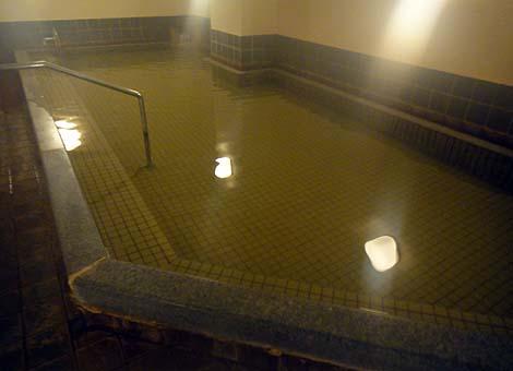 松前城見学の後に本日の一湯!「温泉旅館 矢野」(北海道松前町)