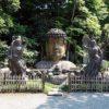 首だけが存在する異色の大仏様「湯河原首大仏 福泉寺」(静岡熱海)