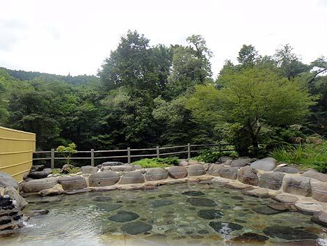 広々とした露天風呂!高級旅館の源泉かけ流し100%温泉「山の神温泉 優香苑」(岩手花巻)